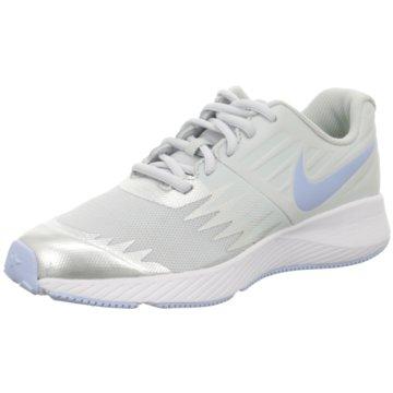 Nike Sneaker Low silber