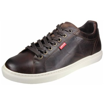Levi's® Sneaker Low schwarz