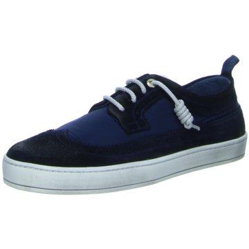 Nobrand Sneaker Low blau