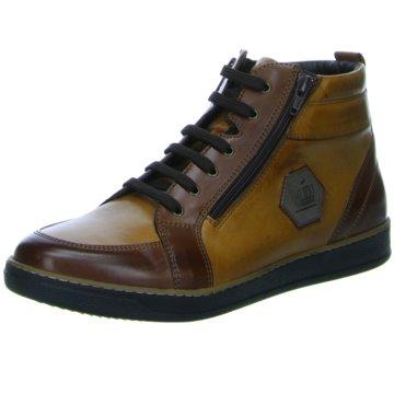 GALIZIO TORRESI Sneaker High braun