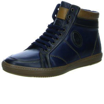 GALIZIO TORRESI Sneaker High blau