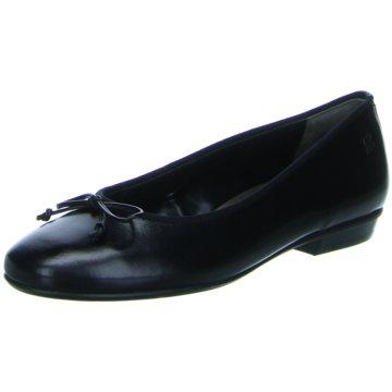 Paul Green Eleganter Ballerina schwarz