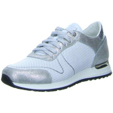 No Claim Sneaker Low weiß