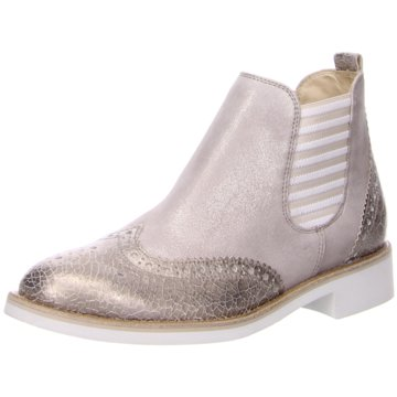 Paul Green Chelsea Boot silber