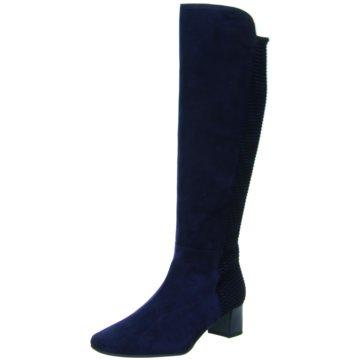 Peter Kaiser Modische Stiefel blau