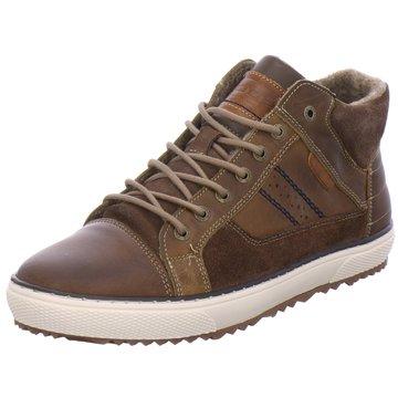 Joseli Sneaker High braun