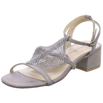 Alma en Pena Modische Sandaletten grau