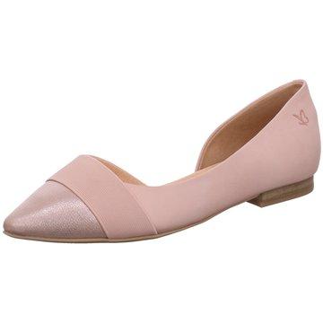 Caprice Eleganter Ballerina rosa
