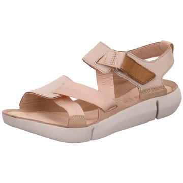 Clarks Komfort Sandale rosa