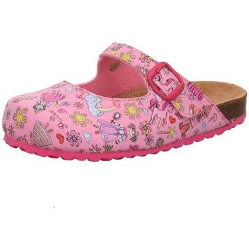 Softwaves Clog rosa