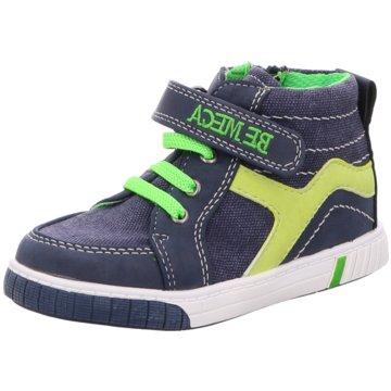 Be Mega Sneaker High blau