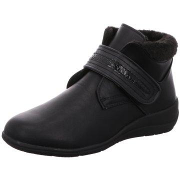 Topway Komfort Stiefelette schwarz