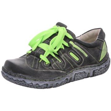 Marledo Footwear Klassischer Schnürschuh schwarz
