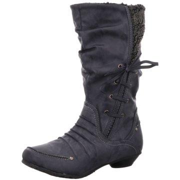 Marledo Footwear Komfort Stiefel blau