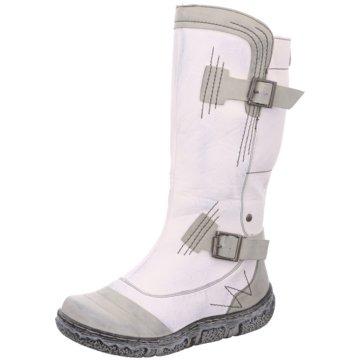 Marledo Footwear Komfort Stiefel weiß