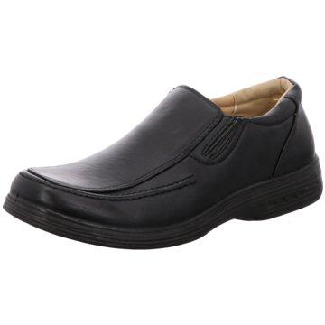 Ligié Komfort Slipper schwarz