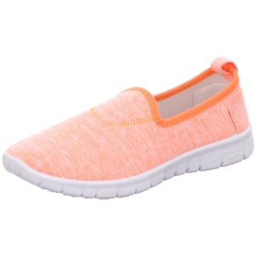 Topway Sportlicher Slipper orange