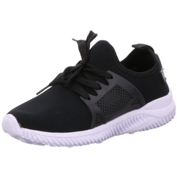 Scandi Sneaker Low schwarz
