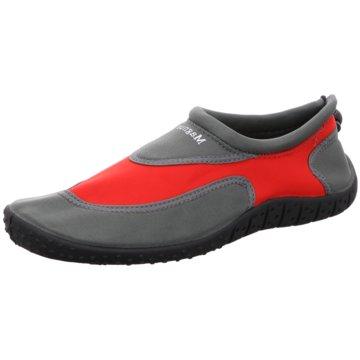Magnus Wassersportschuh rot