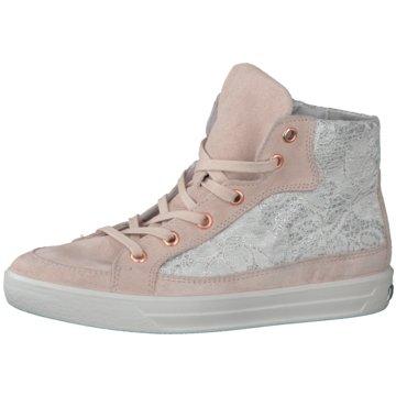 Ricosta Sneaker High rosa