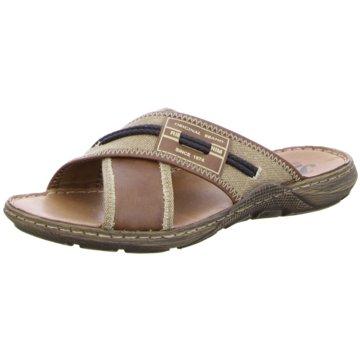 Rieker Komfort Schuh braun