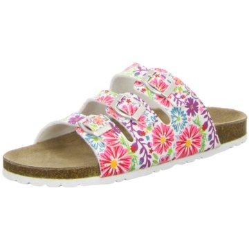 Softwaves Offene Schuhe weiß