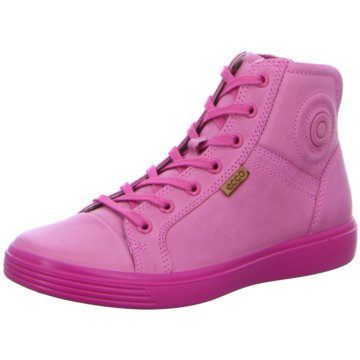 Ecco Sneaker High pink