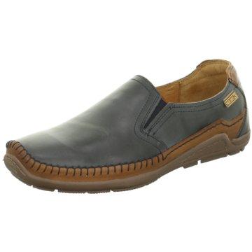 Pikolinos Komfort Slipper blau