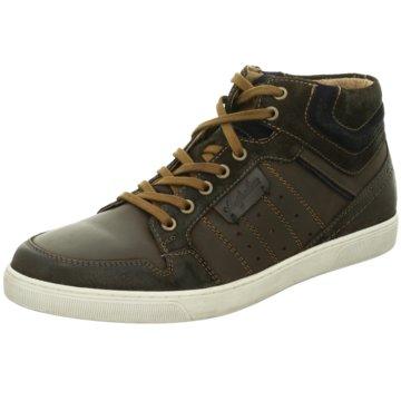Australian Footwear Sneaker High braun