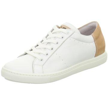 AQA Sneaker Low weiß