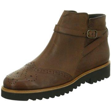 Paul Green Ankle Boot braun