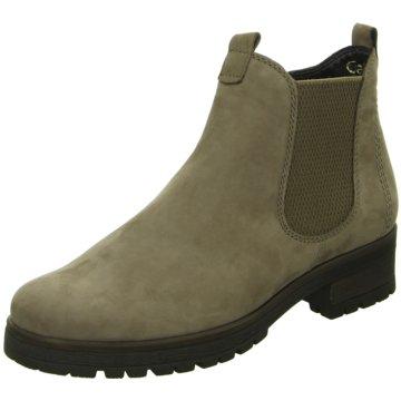 Gabor comfort Chelsea Boot braun