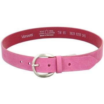 Vanzetti Gürtel pink