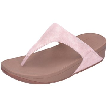 Fit Flop Zehentrenner rosa