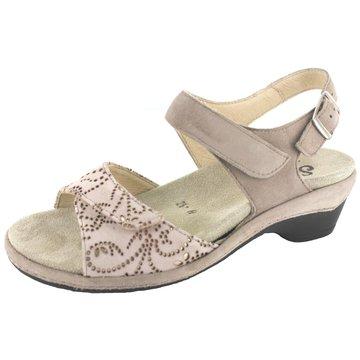 Semler Sandalette beige
