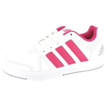 adidas Trainings- & Hallenschuh weiß