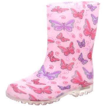 Eject Gummistiefel rosa