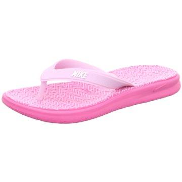 Nike Bade-Zehentrenner pink