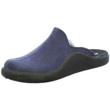 Romika Offene Schuhe blau