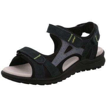Legero Outdoor Schuh blau