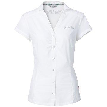 VAUDE Outdoorbekleidung Damen weiß