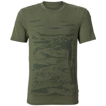 VAUDE Outdoorbekleidung Herren oliv