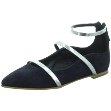 The Seller Sandalette blau