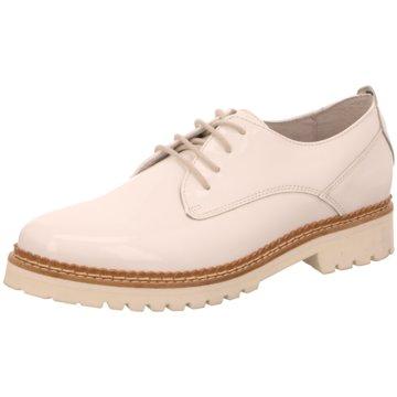 SPM Shoes & Boots Modische Schnürschuhe weiß