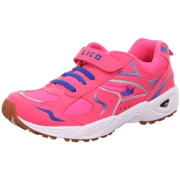 Brütting Trainings- und Hallenschuh pink