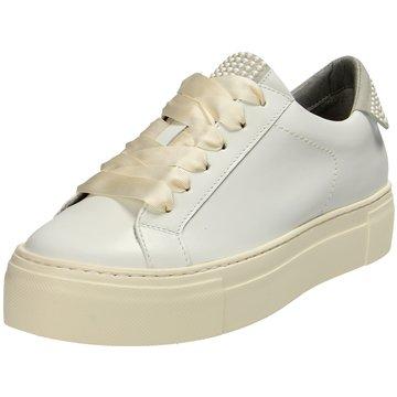Maripé Modische Sneaker weiß