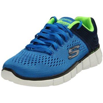 Skechers Laufschuh blau
