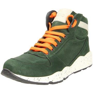 Micio Sneaker High grün
