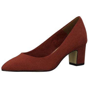 Tamaris Pumps Constance für Damen in schwarz | P&P Shoes