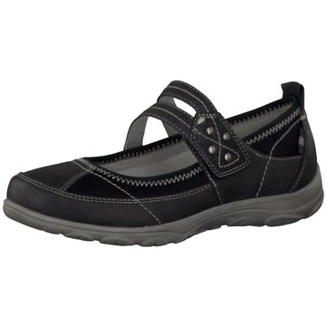 Soft Line Komfort Slipper schwarz